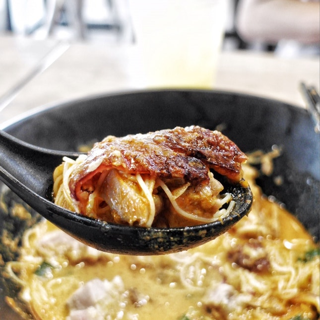 Cebu Bellychon Curry Noodles