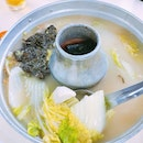 soup gets better near the bottom 🐟 Fish head steamboat