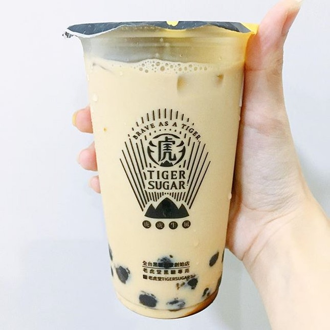 didn't get to try this in Taiwan.