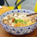 cross bridge rice noodle