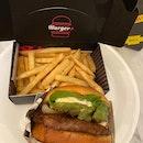 Bulgogi Burger with Avocado & Regular Fries