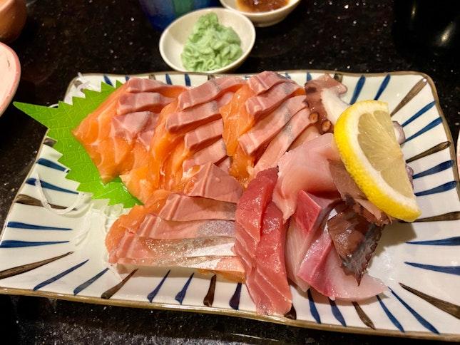 Japanese Buffet ($38++)