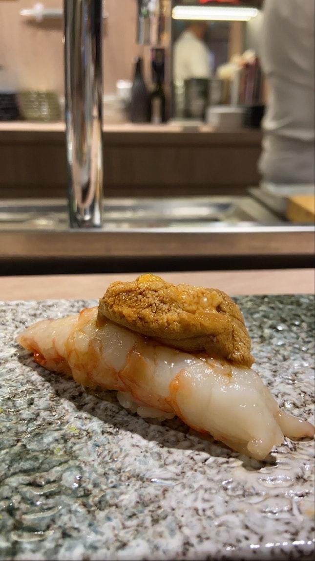 Omakase Dinner ($230/pax)