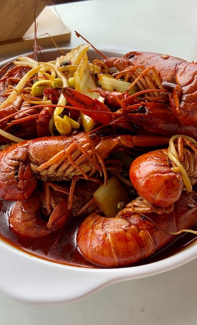 Mala Crayfish ($28.80)