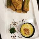 Homemade Beancurd w/ Creamy Butter Sauce (金沙豆腐)