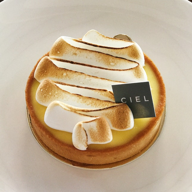 Lemon Meringue Tart ($4.50)
