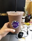 Where's My Chocolate Abs Smoothie ($8.50)