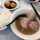 Bak Kut Teh Lunch Set ($8.90++)