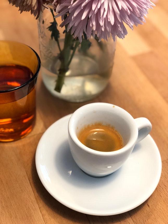 Espresso ($3.00)