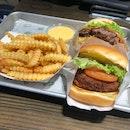Shackburger And Shrooms