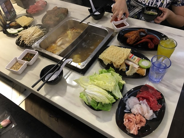 Korean Steamboat