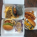 Awesome Burgers And Sides