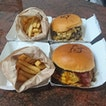 Classic And Bacon Cheese Burgers