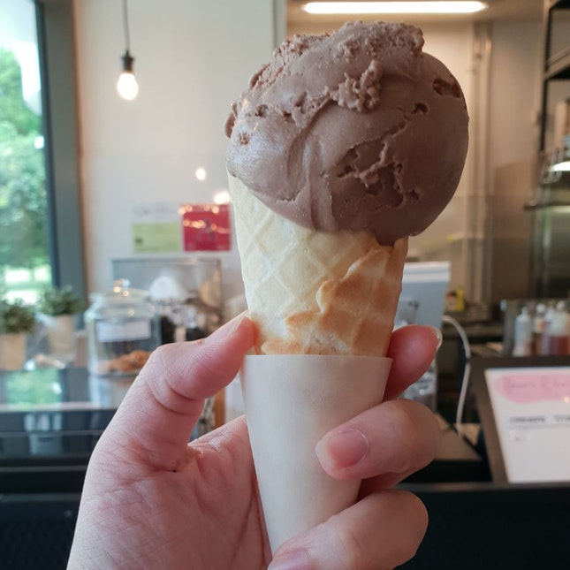 Chocolate Stout Ice Cream