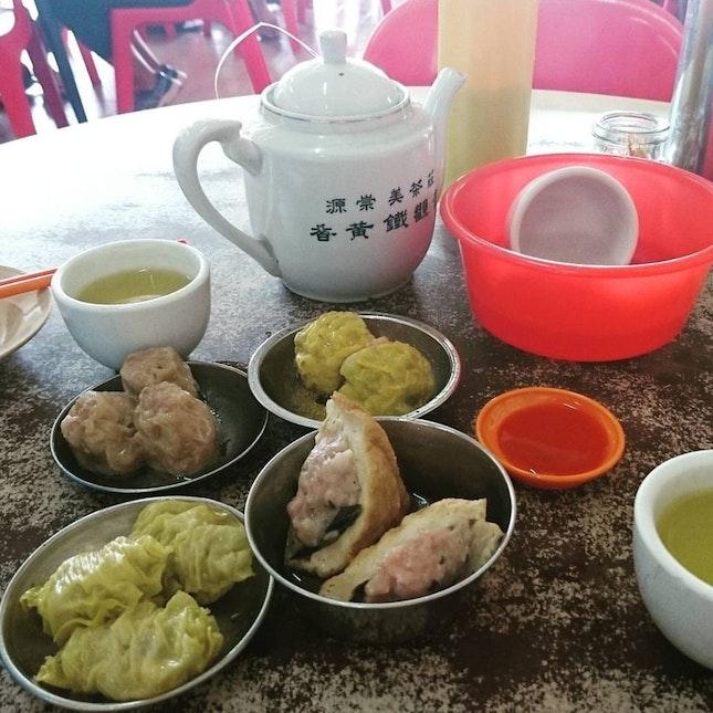 Traditional Dim Sum In Melaka