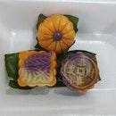 Colourful And Healthy Ang Ku Kuehs