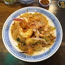 Fried Big Prawn Bee Hoon