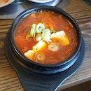Thick Kimchi Stew