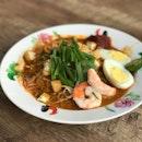 Mee Siam ($6.50)