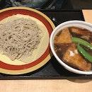 Beef Tsukemen Soba