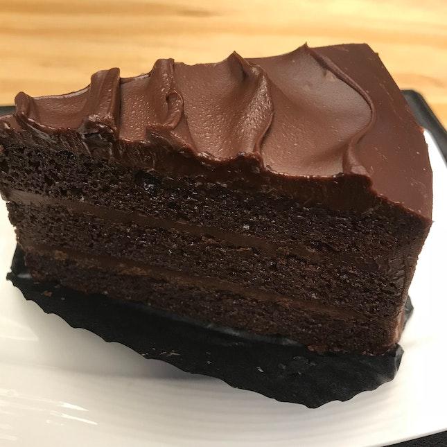 Belgium Choc Cake