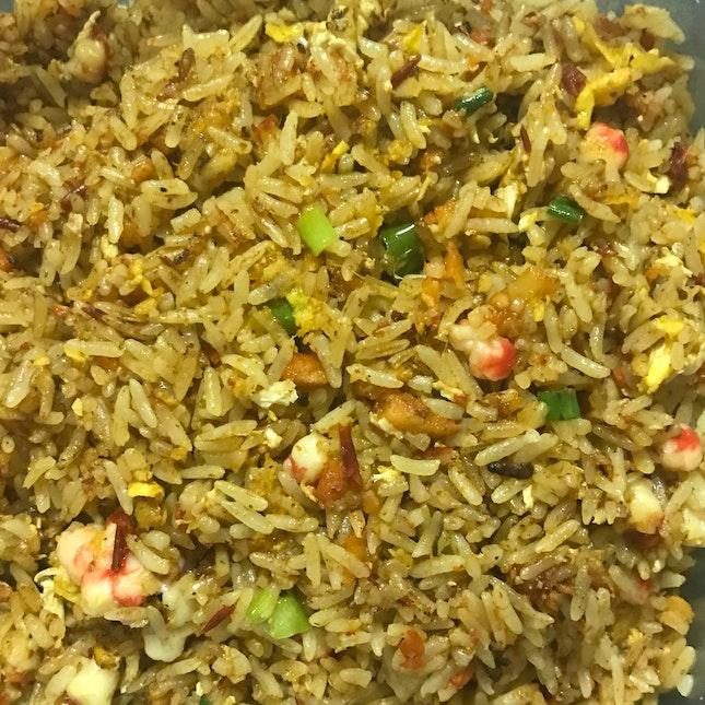Sambal Fried Rice