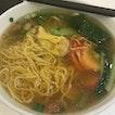 Wonton Mee Soup