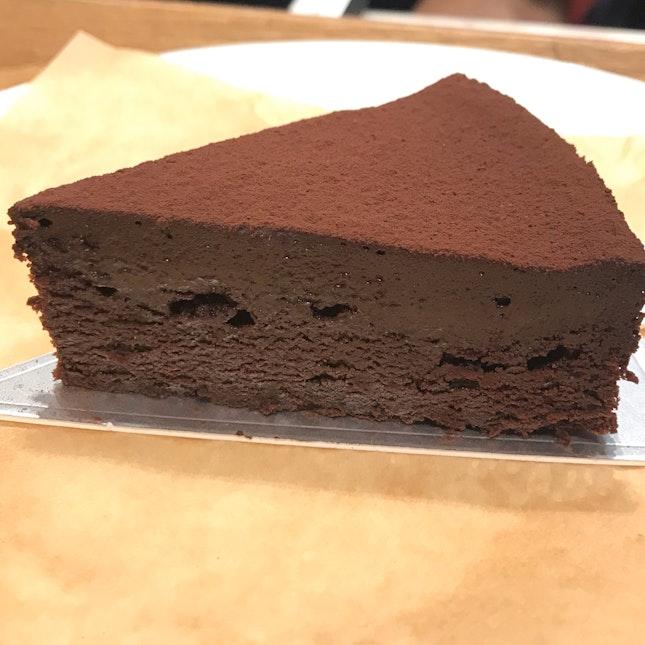 Double Choc Cake ($3.80)
