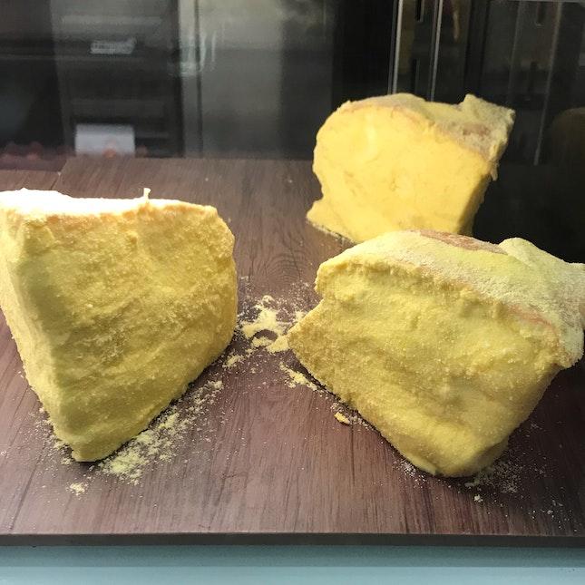 Mango Cheese Bun