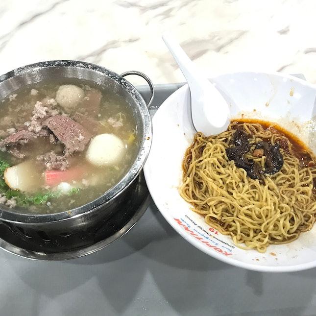 Little Wok Noodles