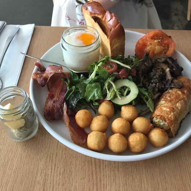 Arbite Breakfast ($15)