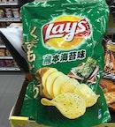 Seaweed Potato Chips ($7.95)