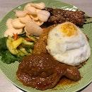 Nasi Goreng Combo ($16.80)