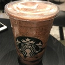 Choc Black Tea Frappuccino With Earl Grey Jelly