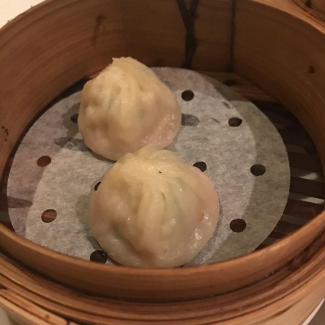 Steamed Pork Xiao Long Bao ($5/2pcs)