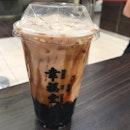 Boba Milk Tea ($4.90)