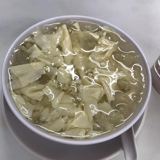 Ginko Bean Curd