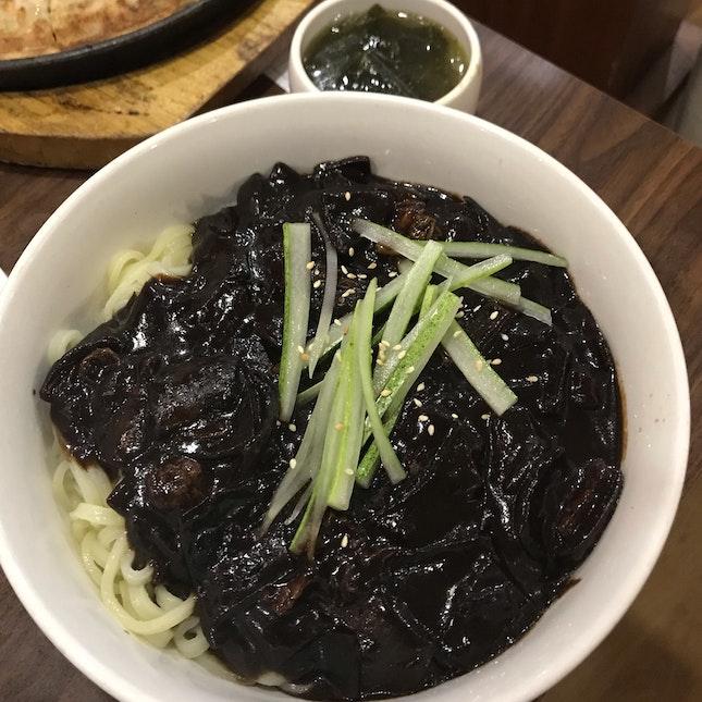Jajangmyeon ($16)