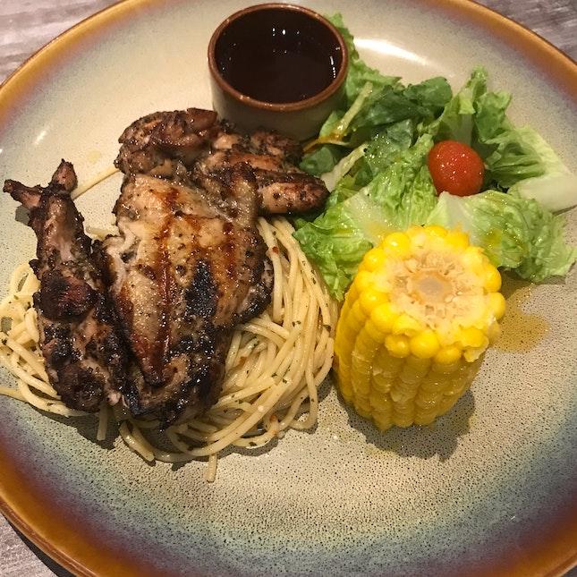 Bbq Chicken Chop ($13)