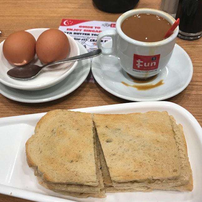 Toast Set ($5.90)