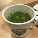 Hot Matcha Latte ($4.20)