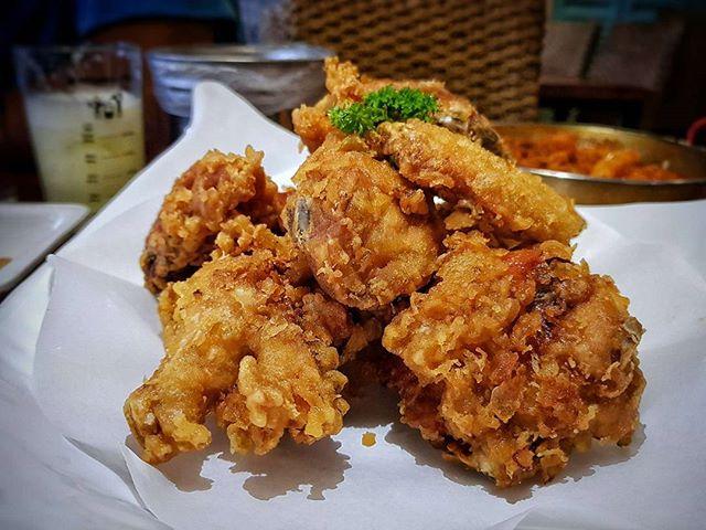My Current Favourite Korean Fried Chicken!