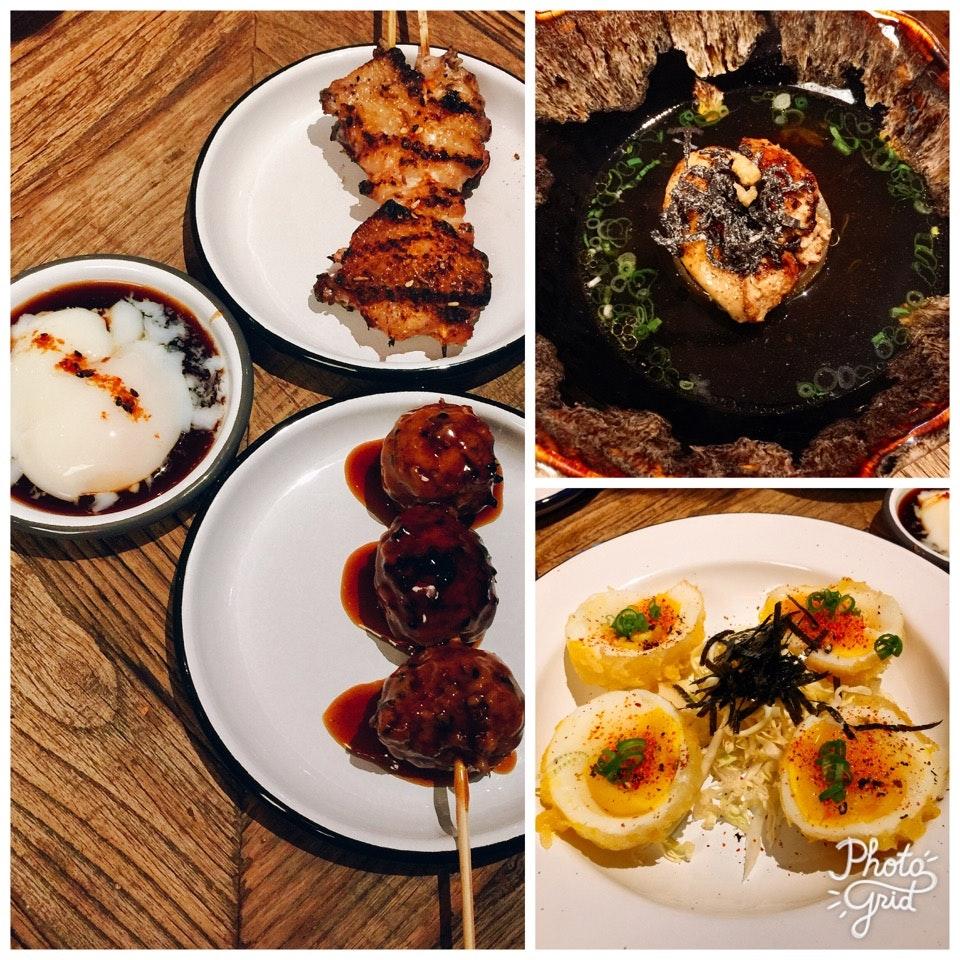 Decent Yakitori, Pretty Good Sharing Plates