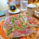 Bukit Timah // Prosciutto Pizza