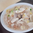 Seafood White Bee Hoon