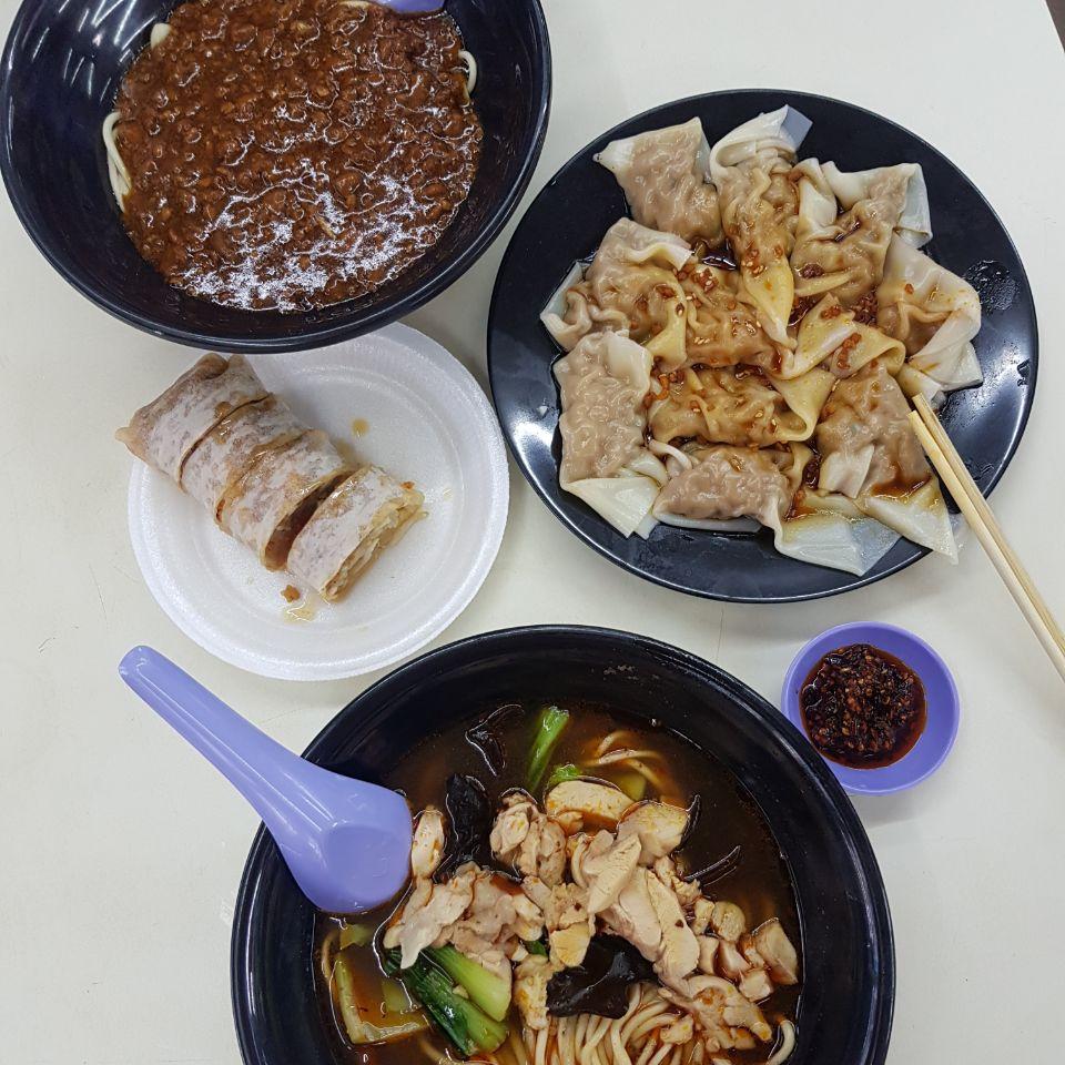 吃 CHInese