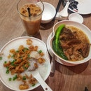 BB 1-for-1 // HK Noodles And Congee