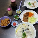 Porridge Supper For Two $19.50