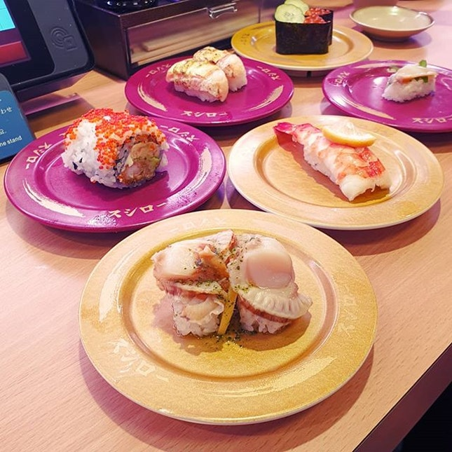 Enjoy a wide variety of affordable sushi and more from Japan's biggest conveyor belt chain.