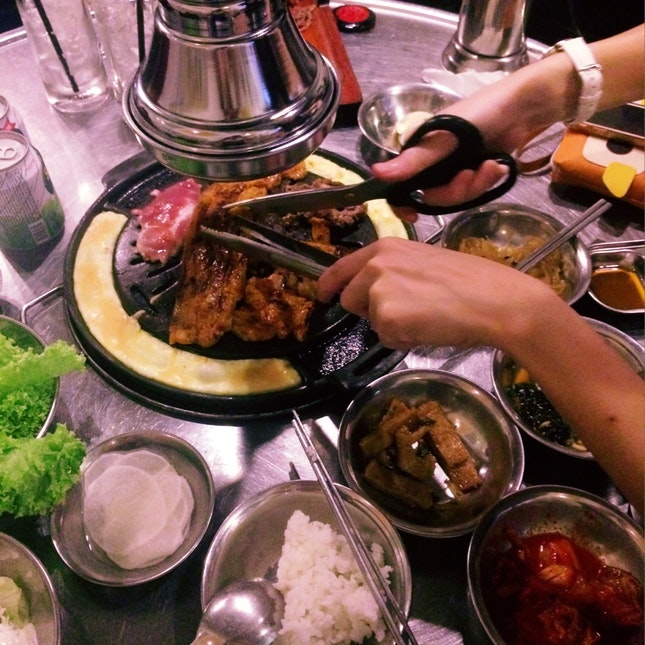 Korea BBQ ($23.90+)